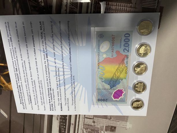 Bancnota 2000 eclipsa