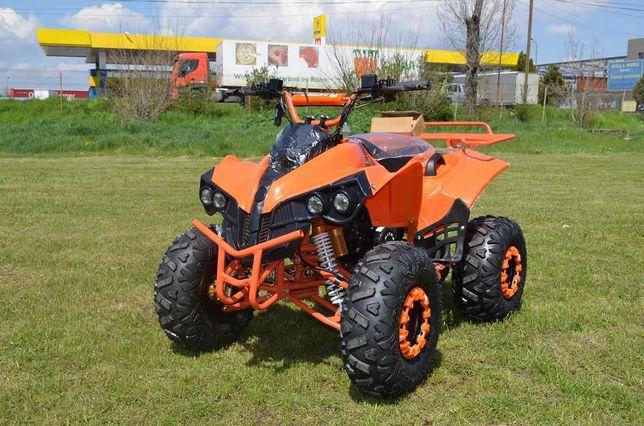 ATV Nitro Pro Warrior 125cc Oferim si in RATE CU APROBARE IN 10 MIN