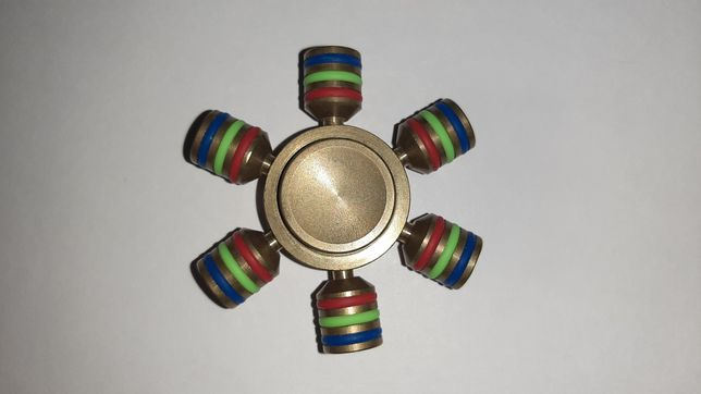 Металлический спиннер / Metal Spinner