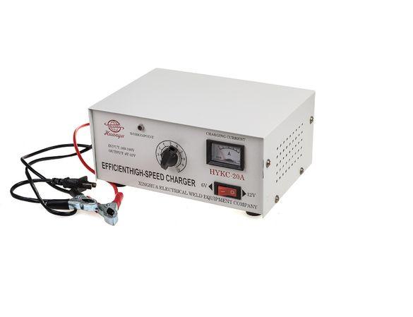 Зарядно за акумулатор 18A / 20A бързозареждащо зарядно за акумулатори