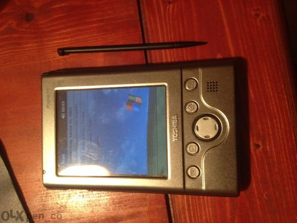 Toshiba Pocket PC e350