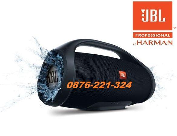 БУМ! JBL boombox 2х20W безжична bluetooth колонка колона тонколона
