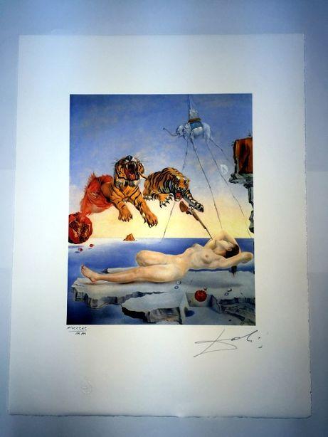 8 litografii Salvador Dali 15