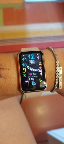 Ceas smartwatch Huawei Watch Fit, Sakura Pink