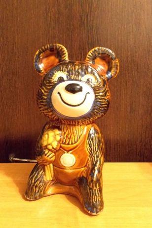 Олимпийский мишка (статуэтка)