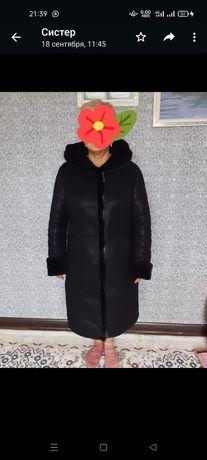 Продам дублёнку и пальто осеннее