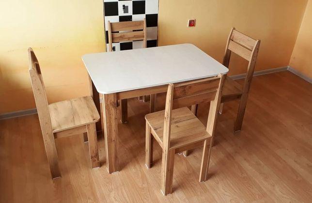 Стол +стулья СО СКЛАДА