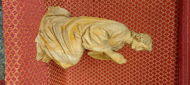 Statuie sfantul arhanghel Gabriel