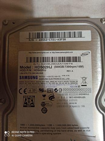 Hard SATA desktop. Seagate- Samsung 160-500 gb