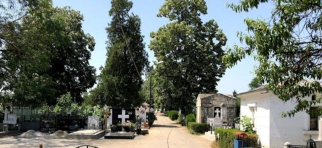 Loc de veci Cimitirul Bolovani