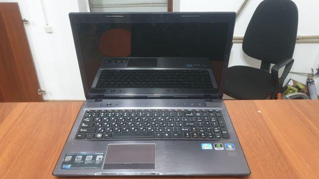 Игровой ноутбук Lenovo Z570 Core i7