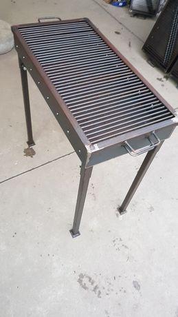 Gratar gradina picnic 80x50x10