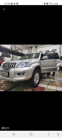 Срочно продам Toyota Land Cruiser Prado