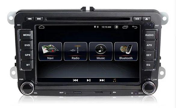 VW RNS 510 - Навигация Андроид Мултимедия