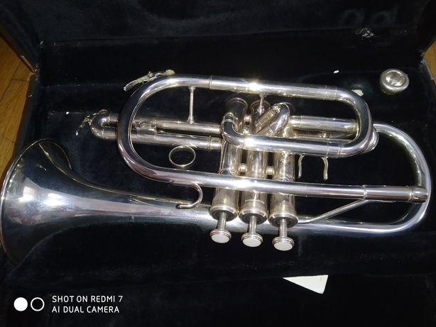 Vând cornet yamaha