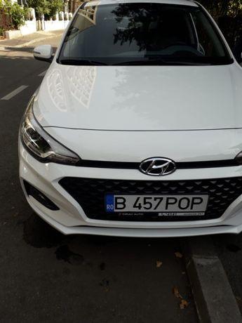 Hyundai i20 2019 motor 1.2 benzina Euro 6