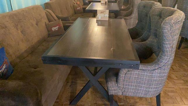 Распродажа мебели для кафе и фаст фуда