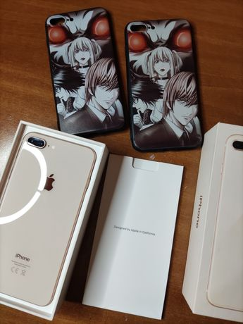 iPhone 8+ 64 Гб gold