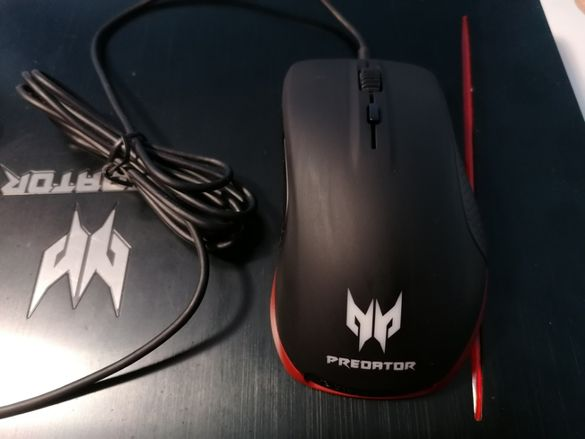 Acer Predator PMW510 Gaming Mouse