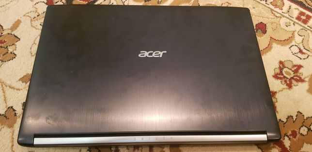 Ноутбук диогональ 17.3, core i7 7700HQ