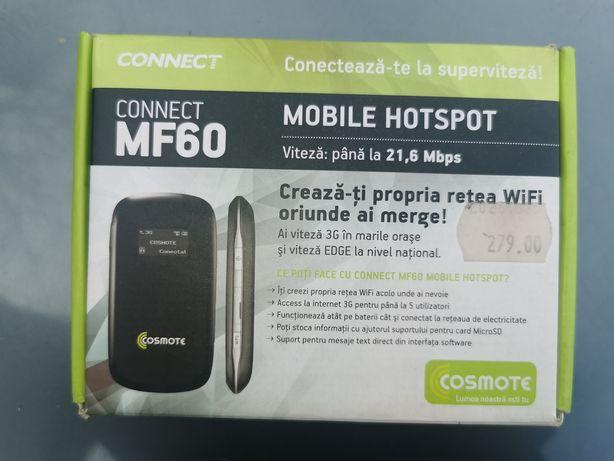 Modem wifi portabil cu cartela sim nou