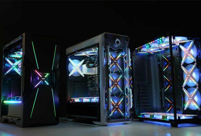 ПРЕМИУМ набор aRGB вентиляторов Alseye X12