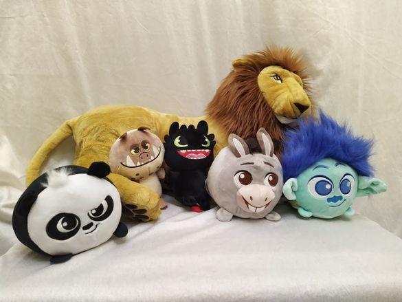 Плюшени играчки DreamWorks Walt Disney Company