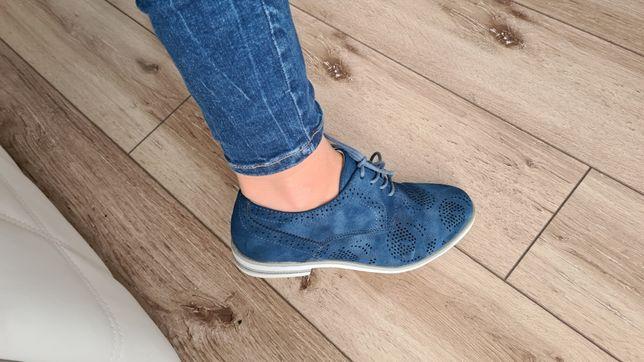 Pantofi dama Oxford 37/38