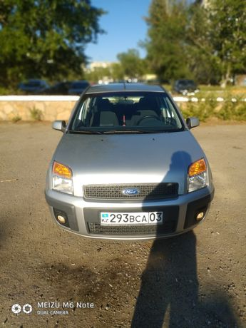 Ford Fusion 1.4 Tdci 2006г.