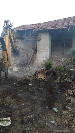 Събаряне на Стари постройки