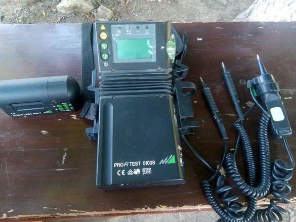 PROFiTEST®0100S-II уред за електричари