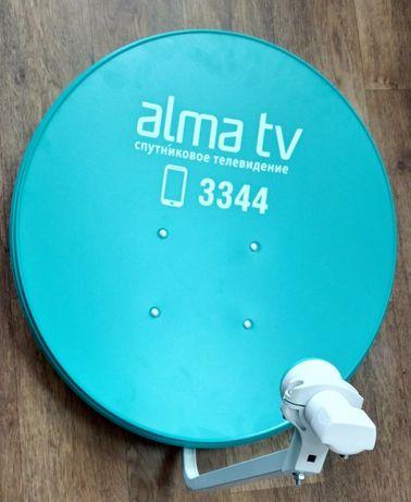 Лучшее спутниковое телевидение в Казахстане по АКЦИИ в Ваш дом.