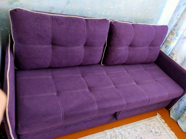 Продам шикарный диван. Ульяновск.На металлическом каркасе