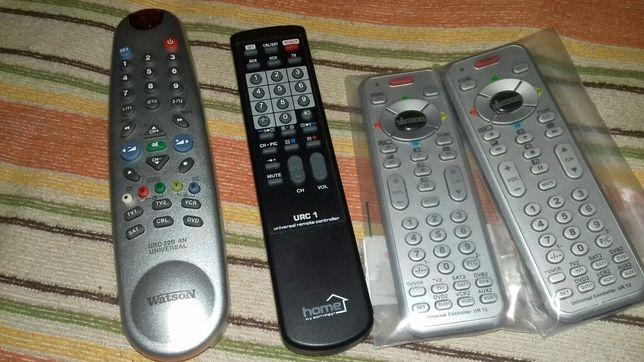 Telecomenzi universale UR 12;Home-URC 1;WatsonURC22B-6Nmemor.6 aparate