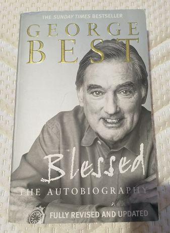 Blessed - George Best / Georgie Best autobiography / autobiografie