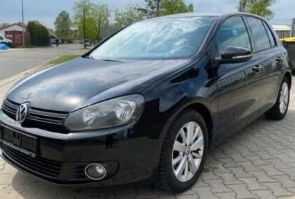 VW Golf 6 TDI Style Impecabil