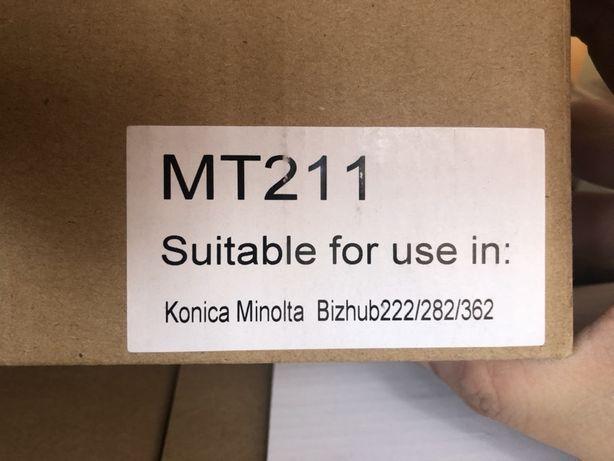 Тонер TN-211 TN-311 для konica 222/282/362