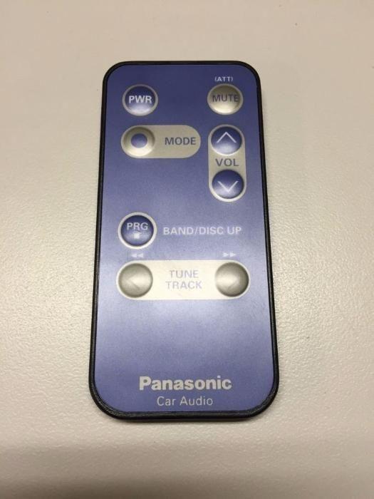 Telecomanda Panasonic CA-RC61EX Deva - imagine 1