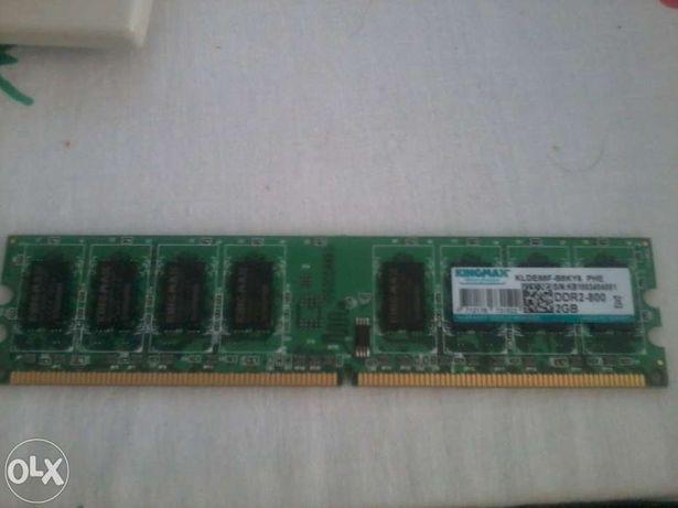 Ram Kingmax/HP de 2Gb / 1 Gb