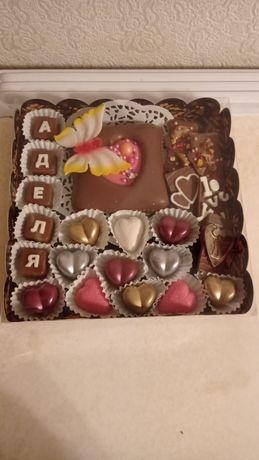 Шоколадные наборы на заказ