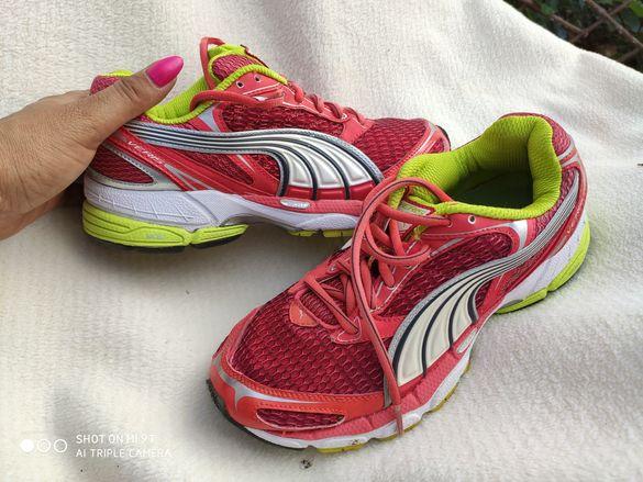 Puma жестоки дамски оригинални маратонки 37,5