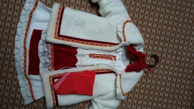 Costumatia tradițională bebelusa