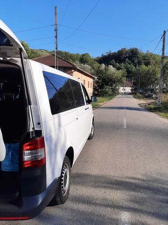 Vand vw t5 2015 model lung