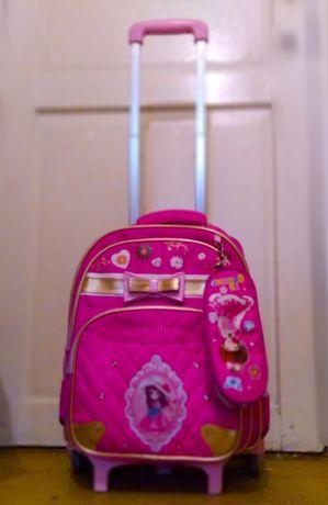 Продам рюкзак на колёсах (портфель-чемодан).
