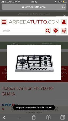 Plita electrica Ariston 75cm