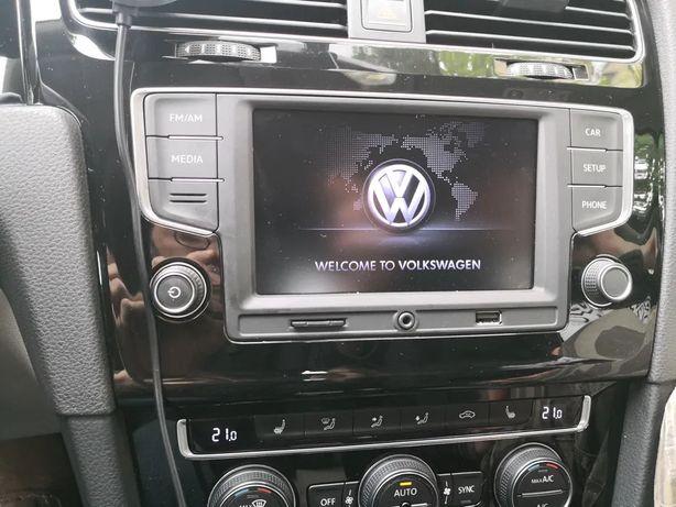 Navigatie Golf 7 Passat b8 Tiguan Polo Touran Volkswagen RCD 330 Radio