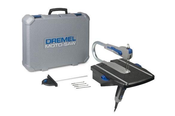 DREMEL MS20-1/5 прободен трион-банциг за дърворезба Дремел