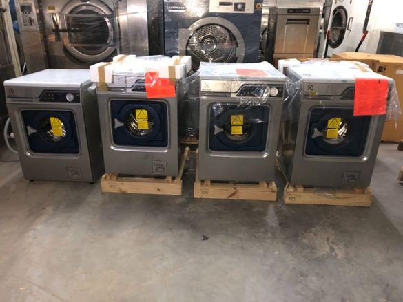 Нови професионални перални машини / пералня