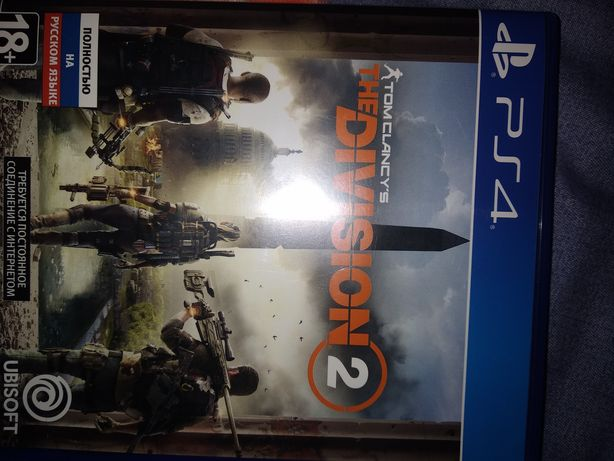Tom Clancy's The Division 2 на PS4