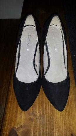 Pantofi marimea 37 piele intoarsa